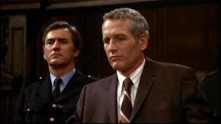 'El hombre de Mackintosh', Paul Newman, espía sin glamour