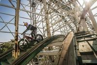 Red Bull Roller Coaster con Julien Dupont: el vídeo