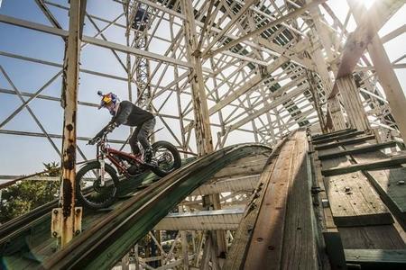 Red Bull Roller Coaster con Julien Dupont: el vídeo