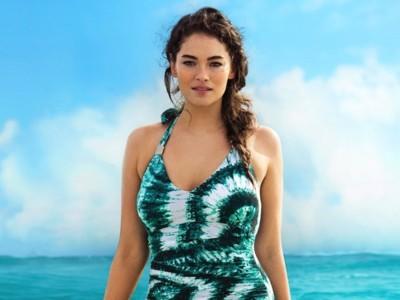 Chicas con curvas, sexys en la playa