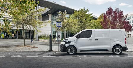 Citroën ë-Jumpy 2021 - recarga eléctrica