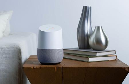 Google Home Llega A Espana