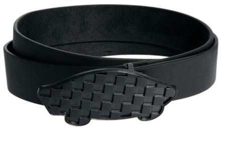cinturón vans negro