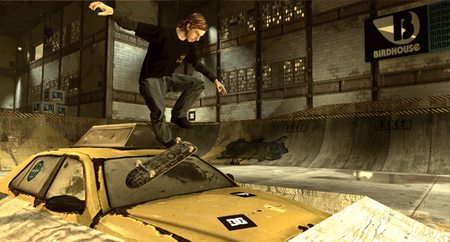 TONY HAWK HD ANALISIS