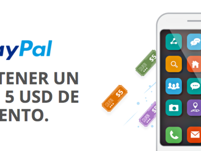 AliExpress ahora acepta PayPal y, para celebrarlo, te regala un cupón de 5 dólares