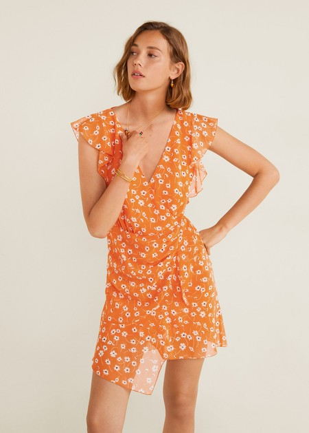 Vestido Verano Rebajas Mango 20