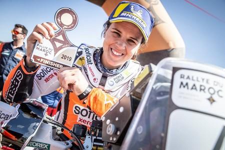 Laia Sanz Rally 2019