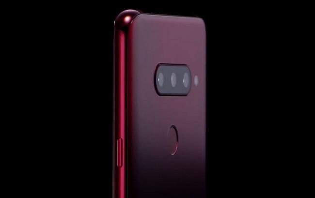 LG V40 ThinQ: se confirman oficialmente sus cinco cámaras