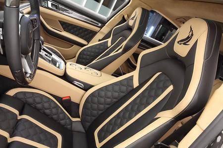 Porsche Panamera Top Car Stinger GTR Edition, Salón de Ginebra
