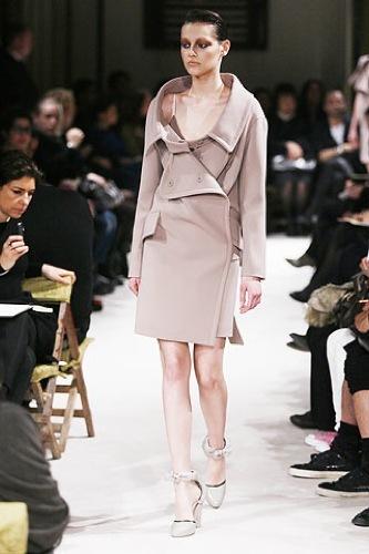 Miu Miu, Otoño-Invierno 2009/2010 en la Semana de la Moda de París