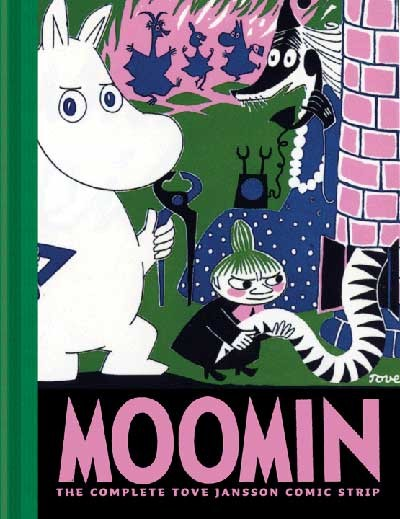 Books Moominvol2