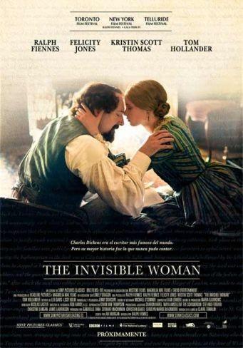 Cartel de The Invisible Woman