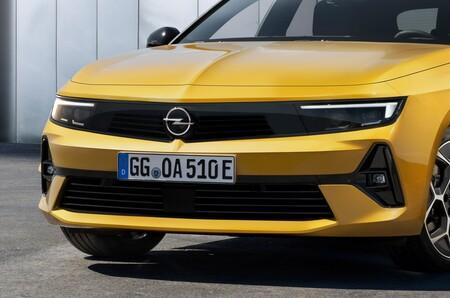 Opel Astra 2022 12