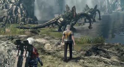 Xenoblade Chronicles X se muestra con más escenarios y personajes