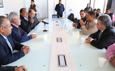 Reunion Consejo Coordinador Empresarial Hidalgo