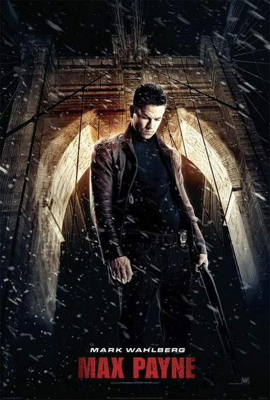 'Max Payne', dos posters más