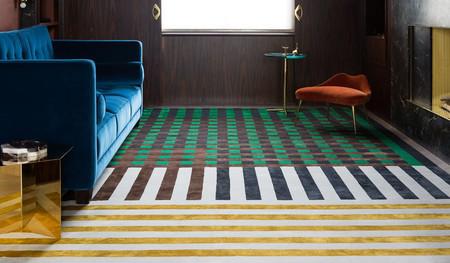 Christopher Kane crea para The Rug Company las alfombras perfectas para un hogar con estilo