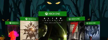 Rebajas de Halloween en Xbox: el Shocktober 2018 arranca con casi 100 juegos de terror y te seleccionamos lo mejor