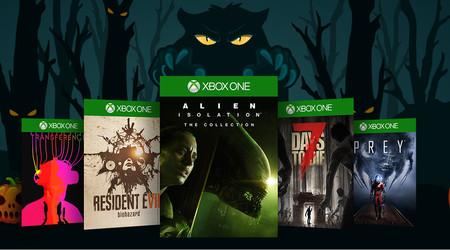 Rebajas De Halloween En Xbox El Shocktober 2018 Arranca Con Casi