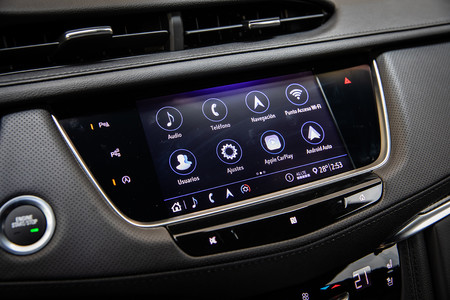 Cadillac Xt5 2020 21