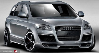 Audi Q7 por PPI Automotive Design