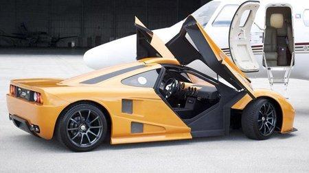 DDR Motorsport Miami GT kit car, viste tu coche de superdeportivo