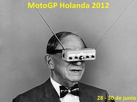 MotoGP Holanda 2012: dónde verlo por televisión