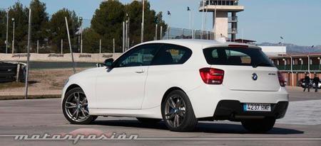BMW M135i, prueba (vídeo, valoración y ficha técnica)