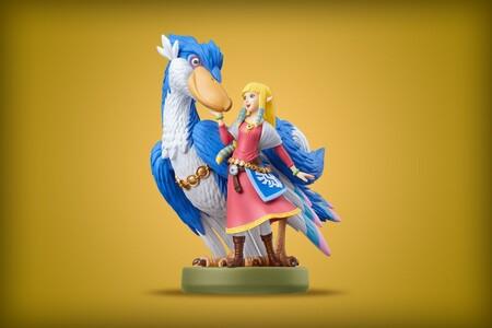 El amiibo de 'The Legend of Zelda: Skyward Sword HD' ya se puede reservar en Amazon México y cuesta la mitad del juego