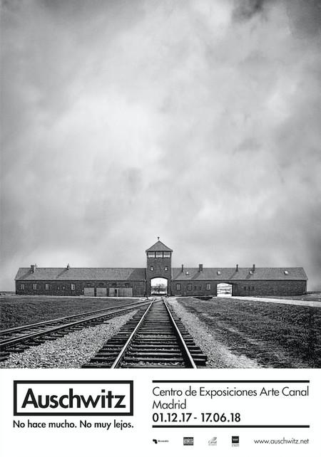 'Auschwitz: No hace mucho, no muy lejos'. Los horrores nazis llegan a Madrid