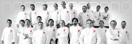 El grupo Nove cumple diez años a la vanguardia de la cocina gallega