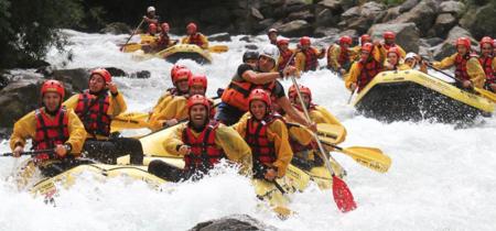 Adrenalina pura: 11 destinos europeos para disfrutar del rafting este verano