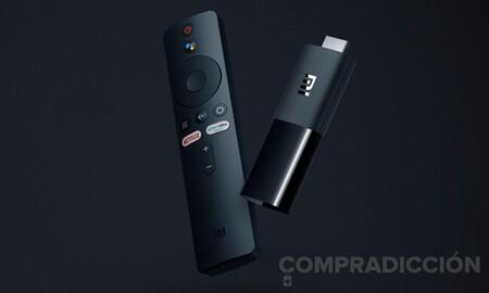 Convertir tu vieja tele casi en una smart TV sale muy barato con el Xiaomi Mi TV Stick: lo tienes en eBay por sólo 28 euros con este cupón