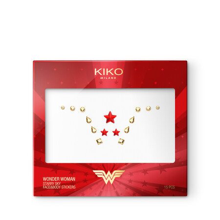 Kiko wonder woman