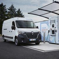 Renault se lanza a por el hidrógeno con las furgonetas Kangoo y Master: hasta 370 km de autonomía