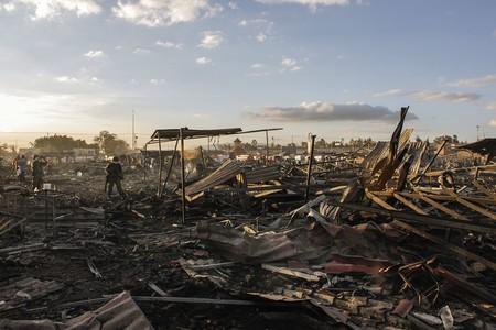 Más de 50 explosiones en 20 años: Tultepec sigue siendo la capital de la pirotecnia y no parece que vaya a cambiar