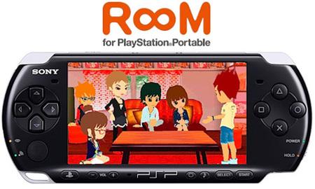 'Room', llega el 'Home' de la PSP [TGS 2009]