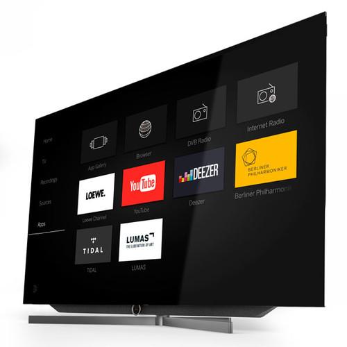 Así es la Loewe Bild 7, la pantalla de alta gama que quiere conquistar tu salón