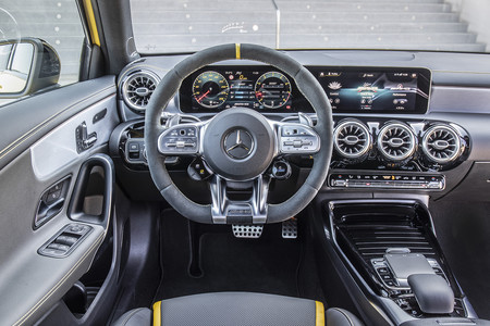 Mercedes Amg Cla 45 S 65