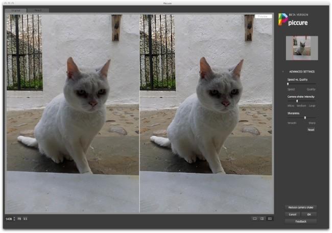 Piccure, un plugin para Adobe Photoshop que nos ayudará a enfocar fotos desenfocadas