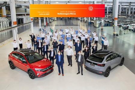 Volkswagen Nivus Produccion 3