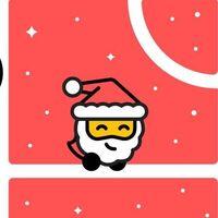 La voz de Santa como guía y navegar en trineo: las nuevas funciones navideñas de Waze en México para terminar el 2020