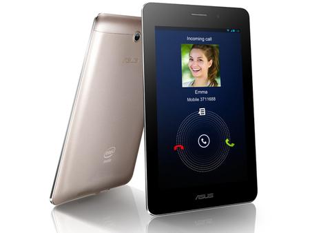 Asus FonePad, un tablet Android impulsado por Intel
