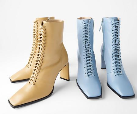 busca lo último compras niño Zara tiene las botas y botines de colores de nueva temporada ...