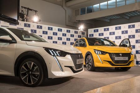 Peugeot 208 y e-208 2019