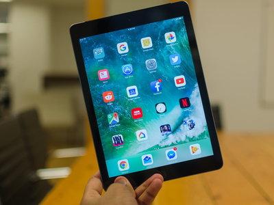 Super Weekend en eBay: un Apple iPad (2017) WiFi por sólo 251,99 euros y envío gratis