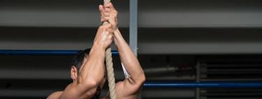 Seis ejercicios de Crossfit para trabajar todo el cuerpo en poco tiempo
