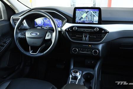 Ford Escape Hybrid Opiniones Mexico Prueba 15