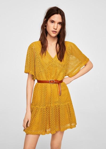 Vestidos Mango 11