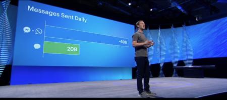 60.000 millones de mensajes enviamos a diario vía FB Messenger y WhatsApp, para envidia del SMS
